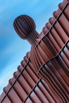 Angel of the North close up. Angel Of The North, North East England, Northern England, Antony Gormley, Contemporary Sculpture, Best Cities, Color Theory, Portrait Art, Newcastle