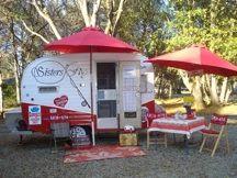 1957 Santa Fe camper