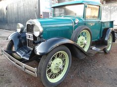 #Ford A Pick-Up del año #1931. http://www.arcar.org/ford-a-82630