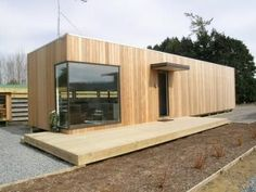 House Plant Maintenance Tips Ohakune, 2 Bedrooms, 190 Pw Trade Me Property Container Shop, Container House Design, Tiny House Design, Container Buildings, Container Architecture, Prefab Homes, Modular Homes, Shipping Container Design, Casas Containers