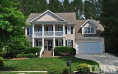 $2,495 - 1304 Marshall Farm Street, Heritage 021/B, Wake Forest 27587 - 5 bedrooms, 3 fullbaths,1  halfbath. Wake Forest, Forest House, Half Baths, Real Estate Houses, Bedrooms, Mansions, Street, House Styles, Home Decor
