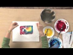 ▶ Top Vibrant Watercolor Techniques With Soon Warren - Preview - YouTube