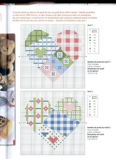 patchwork hearts   Gallery.ru / Фото #18 - 865 - Yra3raza