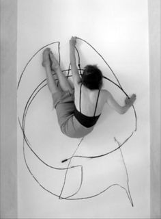 Caroline Denervaud - Movement drawing