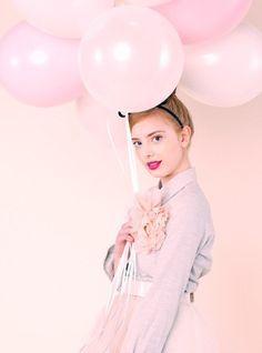 #Pink #balloons