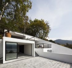 #architecture : House of Stairs / Dellekamp Arquitectos