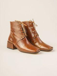 71fd7fd0da4 A beautiful classic leather ankle bootie