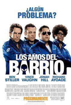 ver Los amos del barrio (The Watch) 2012 online descargar HD gratis español latino subtitulada