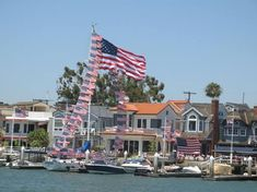 Celebrate July in Newport Beach. There are a wide variety of of July activities and things to do. From parades to festivals, and even a boat parade Happy Fourth Of July, 4th Of July, Boat Parade, Summer Wedding Invitations, Land Of The Free, Games For Teens, Breakfast For Kids, White Houses, Newport Beach