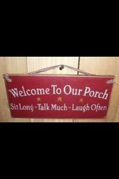 63 Best Porch Signs And Such Images Front Porch Signs Porch Signs