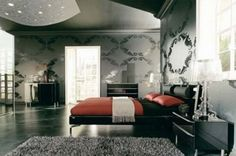 Grey Bedroom Ideas and designs