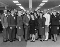 This #ThrowbackThursday takes us back to the ribbon-cutting ceremony at the East Shore Area Library--which was 27 years ago!