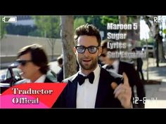 Maroon 5 - Sugar (Lyrics + Sub Español) Video Official - YouTube