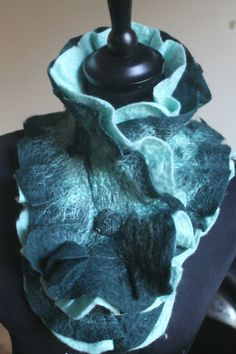 Scarves, shawls, wraps for women. All handmade from finest wools and silk.