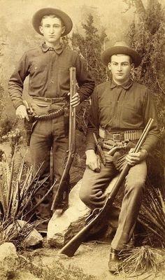 New Mexico Cowboys 1880s: