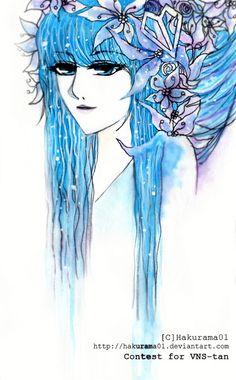 Illustrations by Hakurama01   Cuded