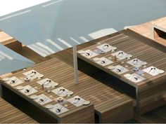 Wooden decking IPE by Déco - The Italian Decking Company