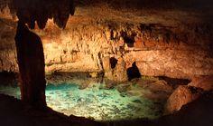 Cenote Coba Mexico