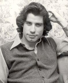 John Travolta Saturday Night Fever+photos | Please don't weave me: John Travolta's longer new style looks a little ...