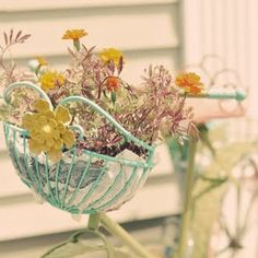 Beautiful basket.