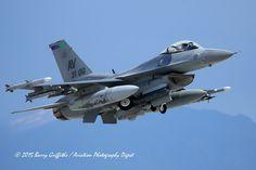 """General Dynamics F-16CM Viper 89-2137 USAF 31 OG 31st FW 510th FS """"Buzzards"""", 555th FS """"Triple Nickel"""", Aviano Air Base, Italy"""