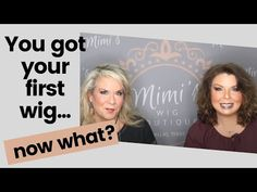 You got your FIRST WIG...Now What??? - YouTube Now What, Hair Pieces, Wigs, The Creator, Youtube, Image, Extensions Hair, Youtubers, Lace Front Wigs