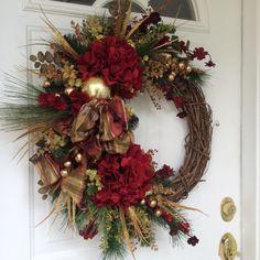 Christmas Wreath-Winter Wreath-Holiday Wreath-Holiday