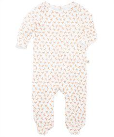 Baby Peach Horse Print Sleepsuit, Stella McCartney Kid's. Shop the latest designer baby clothing from the Stella McCartney Kid's collection online at Liberty.co.uk