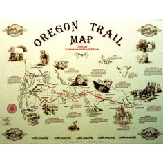 100 Oregon Trail Homeschool History Resources for a homeschool unit study. You'll be sure to find something you want to do when studying the Oregon Trail. Study History, Us History, History Education, History Class, Teaching History, Oregon Map, Oregon Travel, Mormon Trail, Pioneer Life
