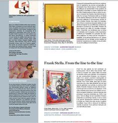Guillaume Bottazzi in Brussels (Artiscope gallery et place Jourdan) Magazine Eventail : Disponible en kiosque –Octobre 2016 En savoir plus