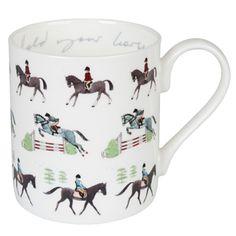 Sophie Allport Hold Your Horses Mug