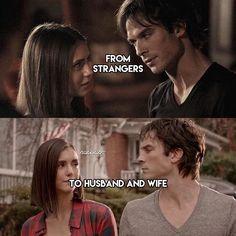 The Vampire Diaries: Elena & Damon 1x01 - 8x16