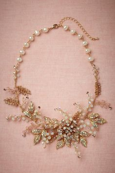 Wedding Jewelry for the Bride | Dress for the Wedding