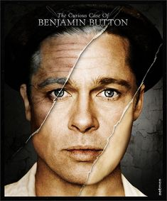 Brad Pitt & The curious case of Benjamin Button