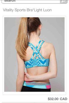 3a703b0b0bf77 Vitality sports bra Sporty Outfits