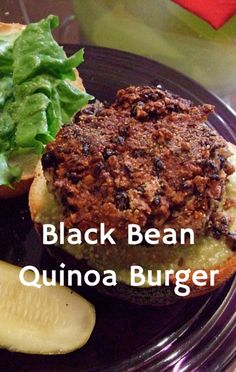 The Chew hosts were sharing their best recipes for slimming down without sacrificing flavor, and one busy mom shared her recipe for Black Bean Quinoa Burgers.