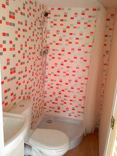 20120507_133634 Curtains, Shower, Bathroom, Prints, Rain Shower Heads, Washroom, Blinds, Full Bath, Showers