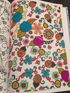 Imagina un color y plásmalo #arteantiestres