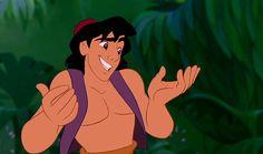 Aladdin, the Definition of Boyish Charm