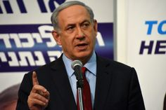 Israeli Prime Minister and leader of the Likud Party Benjamin Netanyahu speaks to voters from the Russian speaking community, at the Party conference in Tel Aviv, February 09 2015. Photo by Gili Yaari/Flash90  *** Local Caption *** ?????? 2015 ????? ?????? ???? ?????? ?????? ??????? ?????? ??? ?????? ????? ?????? ????? ?????? ?????? ?????? ?????