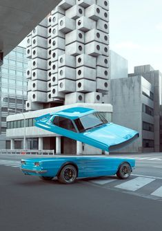 Auto elastic explorations par Chris Labrooy - Journal du Design