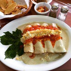 Papadzules, comida típica yucateca, México