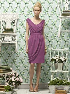 Lela Rose Style LR178 http://www.dessy.com/dresses/lelarose/lr178/?color=smashing&colorid=406#.Uv1TqmJdWwQ