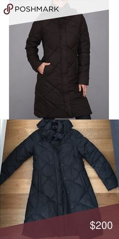 North Face Miss Metro Park Down Jacket So perfect for winter! Only selling because I️ got this as a present and I️ already have one so similar. Make it yours now! ❤️❄️ North Face Jackets & Coats Puffers
