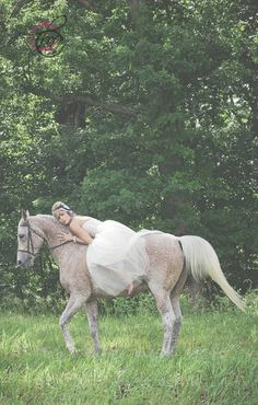 #model #horse #formal  Christine Mosby Photography