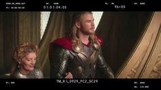 SUPER TOUCHY!!! Marvel's Thor: The Dark World - Deleted Scene 2