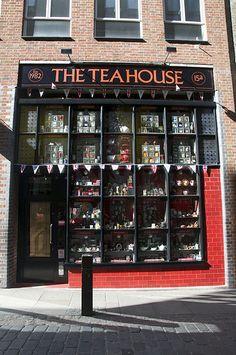 The Tea House on Long Acre, London  (LW7)