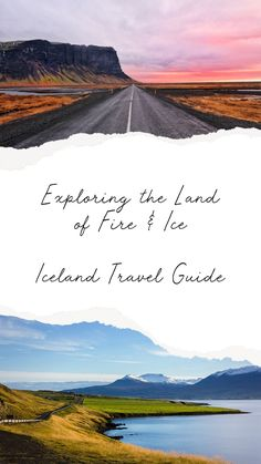 Exploring the Land of Fire and Ice 🇮🇸 Winter Light Festival, Northern Lights Tours, Ireland Travel Guide, Bucket List Destinations, Iceland Travel, Travel Aesthetic, Travel Essentials, Travel Guides, Adventure Travel
