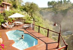 The Fernery Lodge & Chalets in Bluelilliesbush, Garden Route