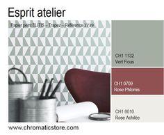 nuancier peinture des professionnels chromatic chromaticstore salon pinterest nuancier. Black Bedroom Furniture Sets. Home Design Ideas